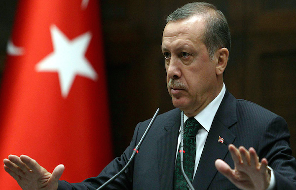 أردوغان يحذر الميليشيات الشيعية من ترهيب التركمان في تلعفر