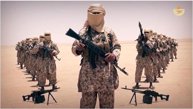 ستراتفور يحلل فيديو  داعش ولاية صنعاء المثير للجدل