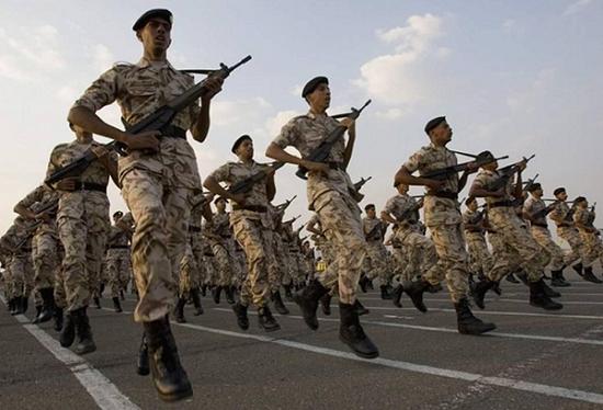 السعودية تنفي وجود قوات مصرية أو باكستانية على حدودها