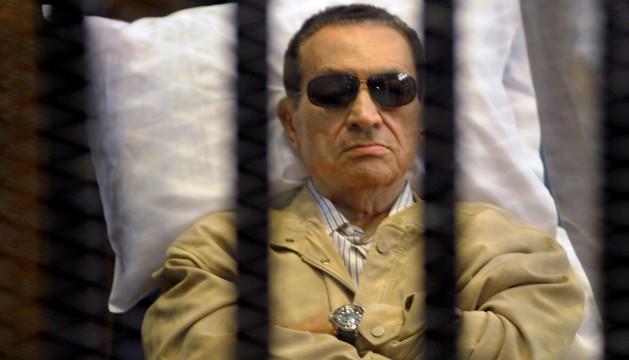 النائب العام المصري يطعن في حكم تبرئة مبارك