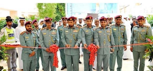افتتاح فعاليات أسبوع المرور الخليجي الموحد في أبوظبي