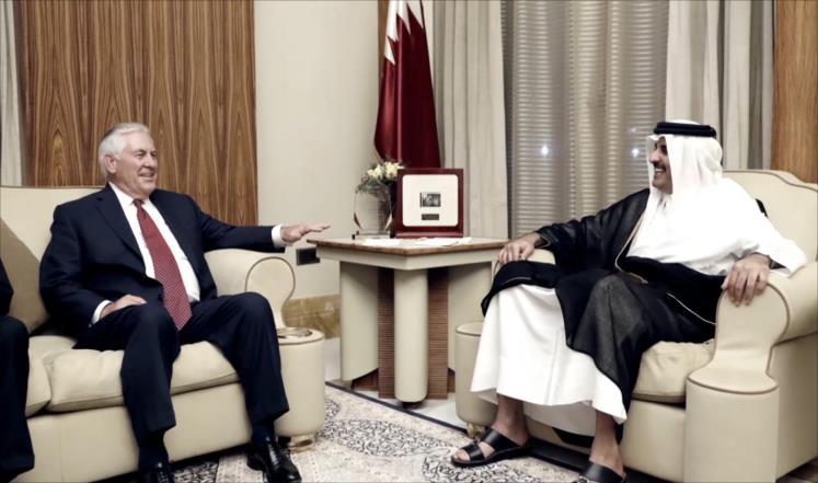 نيويورك تايمز: ميل أميركي متزايد نحو قطر