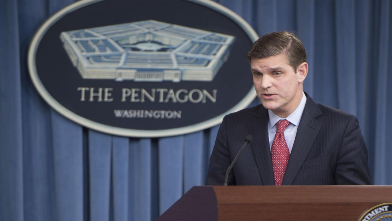 البنتاغون يعلن مقتل وزير إعلام تنظيم الدولة