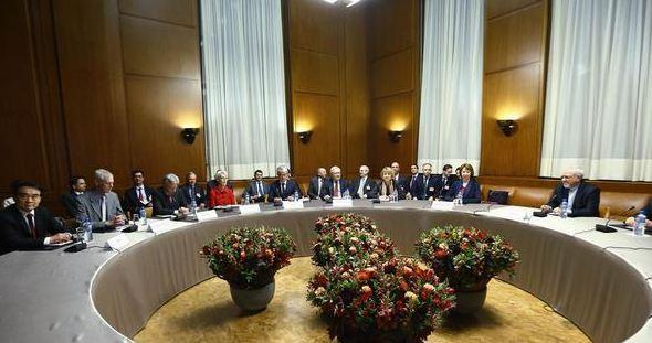 مفاوضات إيران مع الغرب في طور صياغة اتفاق نووي