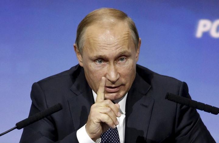 بوتين: مصر ودول سنية أخرى تدعم تدخلنا في سوريا