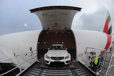 الإمارات للشحن الجوي تعزز التجارة في دول اسكندنافيا