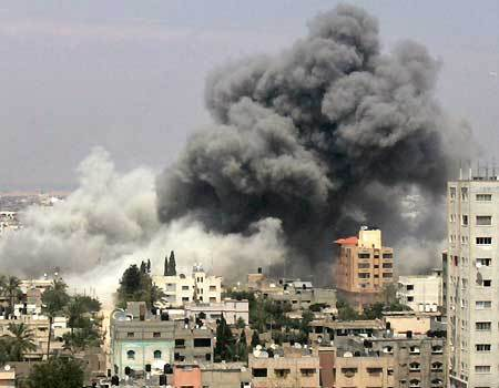 11 شهيدا في تصعيد إسرائيلي على غزة والداخل والمقاومة تستنفر