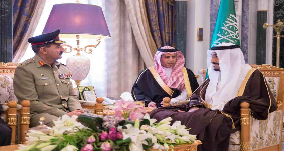 معهد واشنطن: تلميحات نووية دقيقة في اجتماع سعودي باكستاني