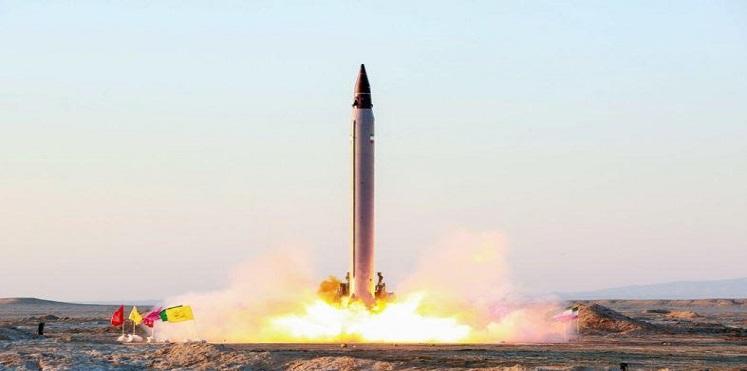 مسؤول أمريكي: إيران أجرت تجربة صاروخية جديدة فاشلة بشكل سري