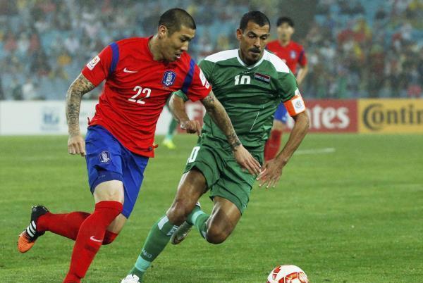 كوريا الجنوبية تتأهل إلى نهائي كأس آسيا بعد فوزها على العراق