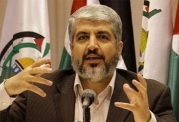 مشعل يدعو السعودية ومصر والأردن لحماية الأقصى