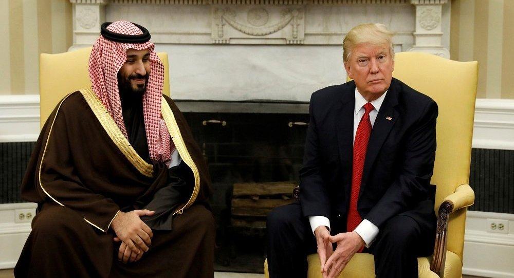أسرار البيت الأبيض حول بن سلمان وقطر وهجوم سوريا