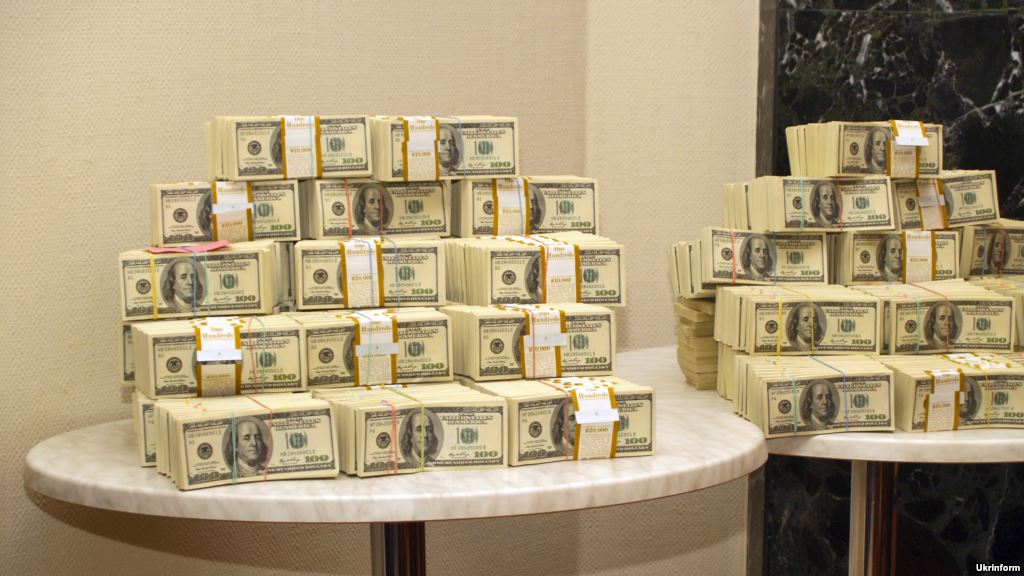 40 مليار دولار احتياطات قطر من النقد الأجنبي والذهب