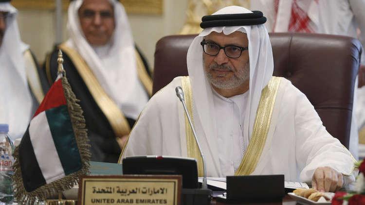 قرقاش يشن هجوما جديدا على قطر.. ماذا قال؟