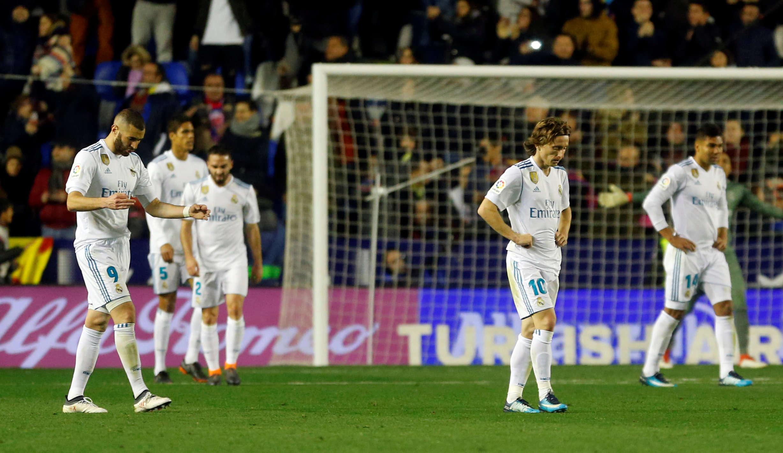 ليفانتي يحرج ريال مدريد ويفرض التعادل الإيجابي