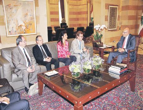 انفراجة حكومية في لبنان و المجلس النيابي لا يزال معطلا