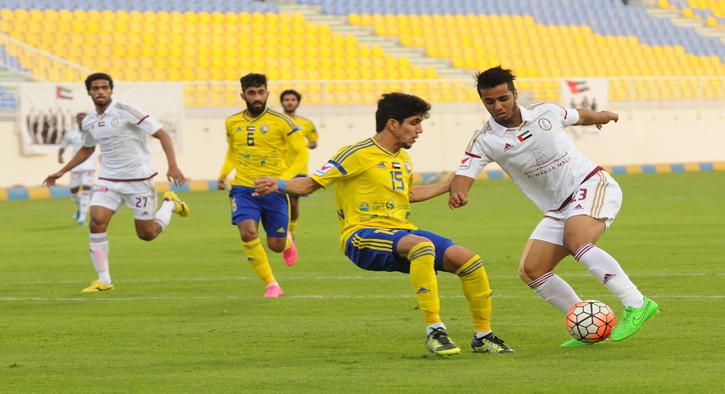 الظفرة يبحث عن فوز أمام الوحدة للبقاء في دوري الخليج العربي