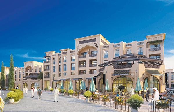 إطلاق 2200 وحدة سكنية جديدة في أبوظبي