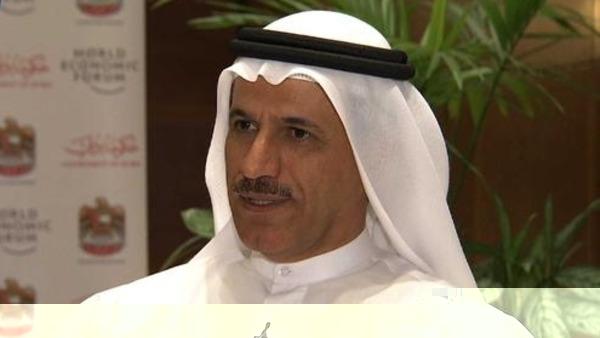 المنصوري: تباطؤ نمو الصين قد يفيد الإمارات تجاريا.. ودعمنا لمصر باق