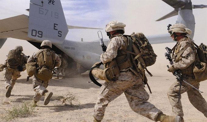 واشنطن بوست: أمريكا تدرس توجيه ضربة عسكرية لقوات الأسد