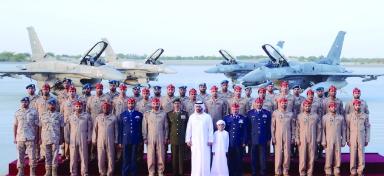 حمدان بن زايد: القوات المسلحة ذات تنظيم وتدريب وتسليح استراتيجي