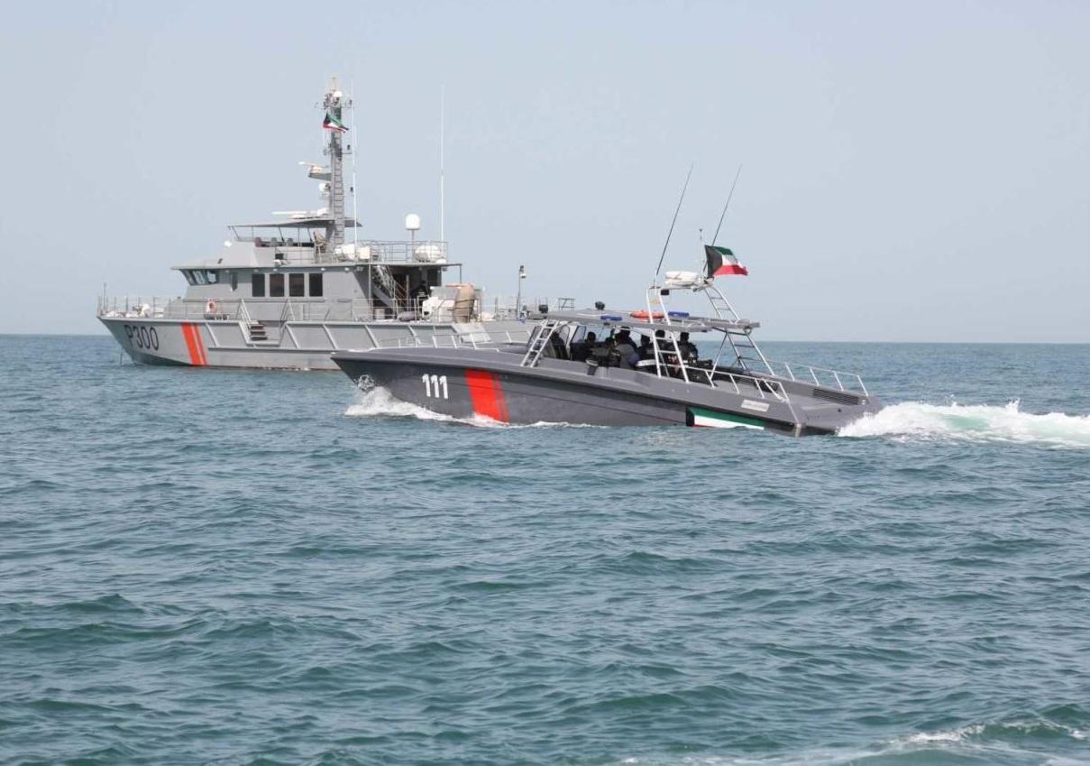 الكويت تنفي تهريب إيران الأسلحة للحوثيين عبر مياهها الإقليمية