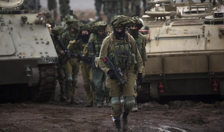 مناورة إسرائيلية- أمريكية سرية في النقب لـمحاربة الإرهاب