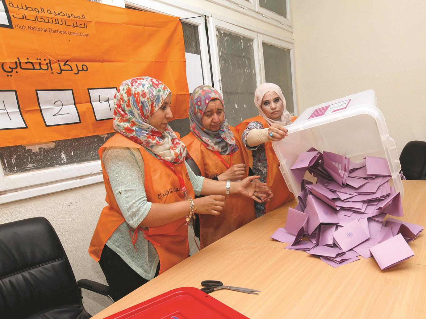 قطر ترحب بالانتخابات الليبية