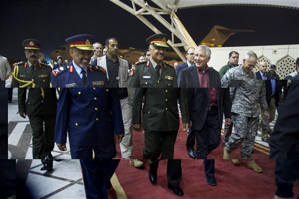 الكويت تبدي استعدادها لاستقبال قوات أمريكية لمحاربة داعش