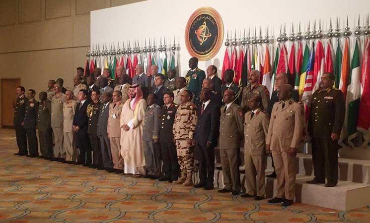الرياض تستضيف الاجتماع الأول لوزراء دفاع التحالف الإسلامي للإرهاب