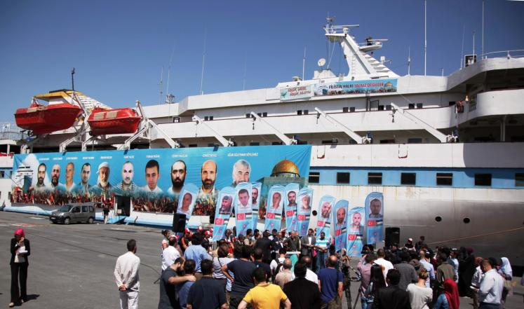عرض يهودي بمليار دولار للتنازل عن قضية السفينة مرمرة