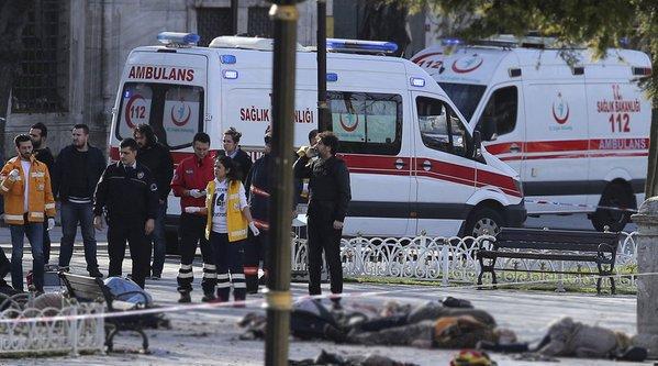 انتحاري تفجير اسطنبول الإرهابي سوري سعودي المولد داعشي