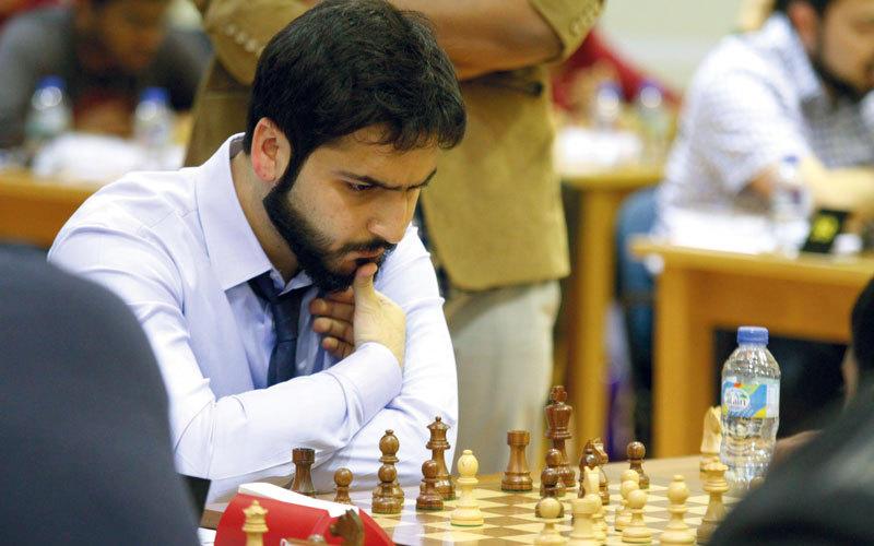 إماراتي ضمن قائمة أفضل 20 لاعباً للشطرنج في العالم