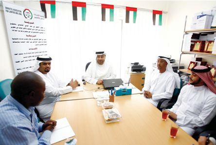 جمعية الإمارات للمحامين والقانونيين تستمزج الخبرات العالمية