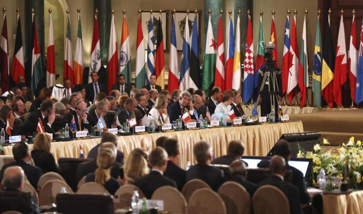 تعهد دولي بتقديم 5,4 مليار دولار لإعادة إعمار غزة