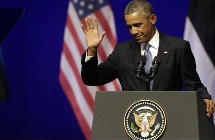 أوباما يتعهد بملاحقة تنظيم الدولة الإسلامية في سوريا والعراق