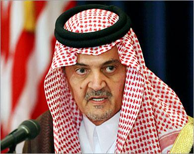 الفيصل: نأمل أن نصل الى اتفاق في السياسة الخارجية الخليجية