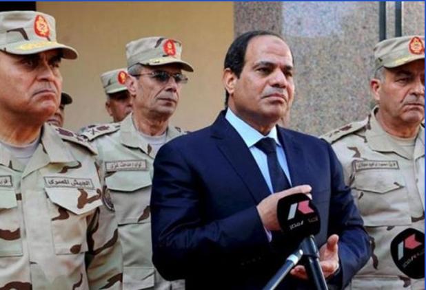 ستريت جورنال : مصر قصفت داعش بليبيا رغم التحذيرات الأمريكية