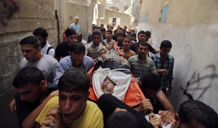 126 شهيدا ونحو ألف جريح في اليوم السادس للعدوان الإسرائيلي على غزة