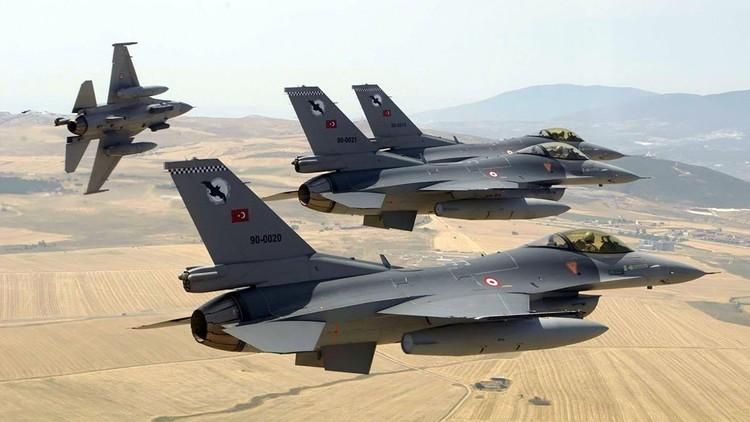 نظام الأسد يهدد بإسقاط المقاتلات التركية المشاركة في درع الفرات