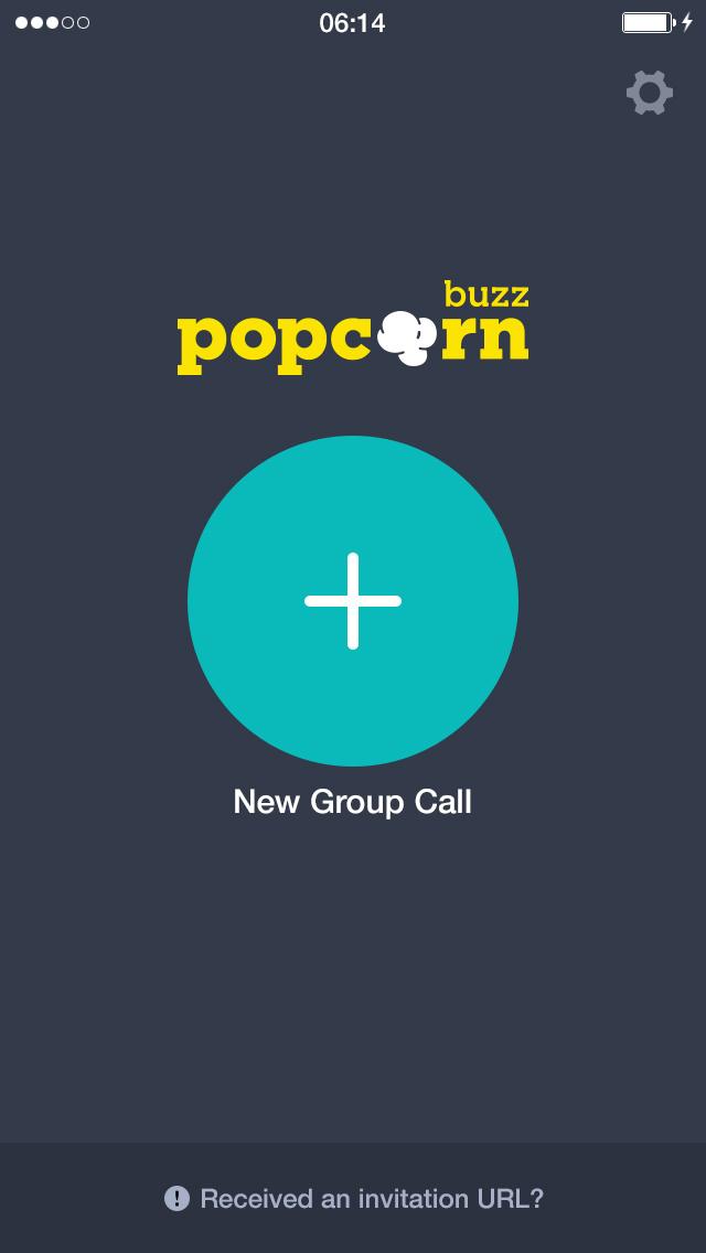 تطبيق بوب كورن من لاين يسمح بالاتصال بما يصل إلى 200 شخص في نفس الوقت