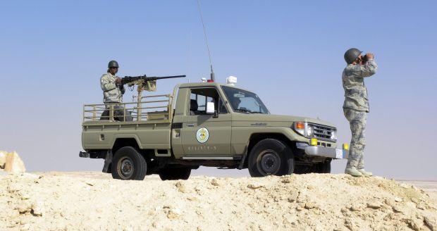 توقعات باستهداف داعش الحدود العراقية السعودية ببركان كبير