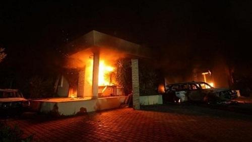 واشنطن تعلن القبض على مشتبه به في الهجوم على قنصليتها ببنغازي