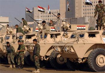 الحكومة العراقية تستعد لقتال تنظيم الدولة الإسلامية