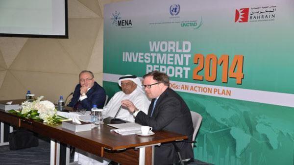زيادة الاستثمارات الأجنبية في البحرين 11%