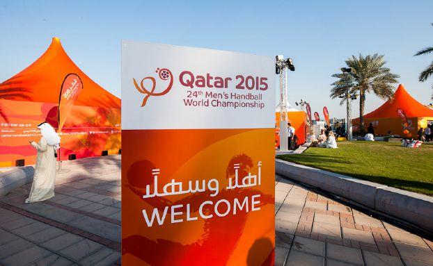 اتحاد كرة اليد يرفض طلب الإمارات والبحرين المشاركة فى بطولة كأس العالم