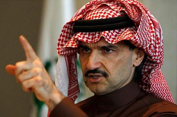 العاهل السعودي يرفض أي أذرع إعلامية وسياسية للوليد بن طلال