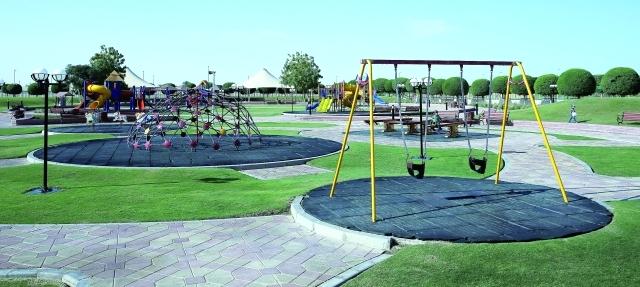 بلدية أبوظبي: زيادة المساحات الخضراء في المدن الجديدة والبر الرئيس