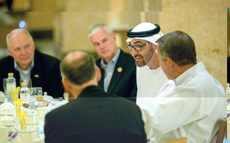 موقع أمريكي: الإمارات تشتري ذمم صحفيين أمريكيين لمهاجمة قطر