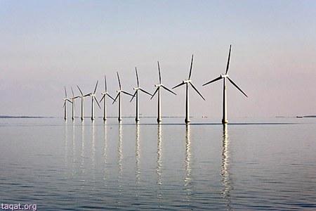 مصدر تسهم في تشغيل أكبر محطة لطاقة الرياح البحرية في العالم بلندن